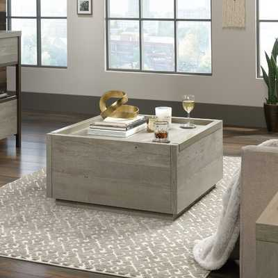 Tylor Coffee Table with Storage - Wayfair