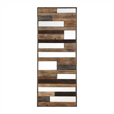 Kaine Wood Wall Decor - Hudsonhill Foundry