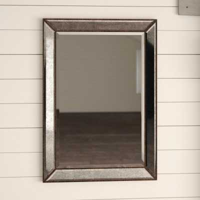 Perrytown Traditional Beveled Accent Mirror - Wayfair