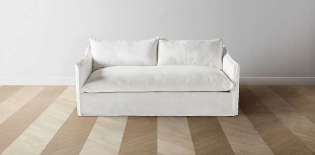 """The Dune - Sofa 90"""" Wide-two back - Maiden Home"""