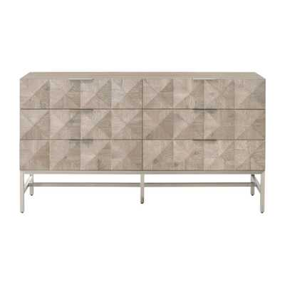 Atlas 6-Drawer Double Dresser - Alder House