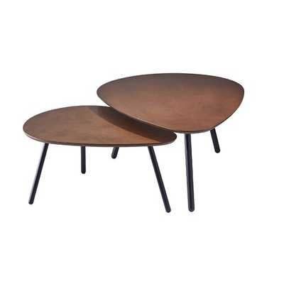 Irvin Nesting 2 Piece Coffee Table Set - Wayfair