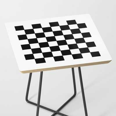 Chess Side Table - Society6