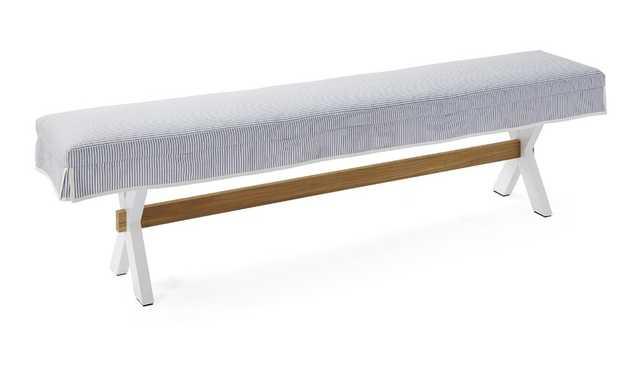 California Bench Cushion - Serena and Lily