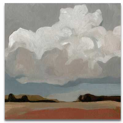 "40"" H x 40"" W x 1.5"" D 'Cloud Formation I' Painting - Wayfair"