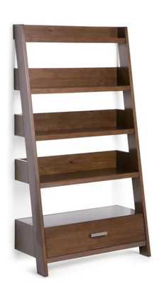Aminah Ladder Bookcase - Wayfair