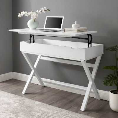 Antonina Height Adjustable Desk - Wayfair