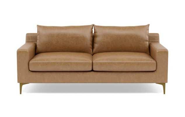 Sloan Leather Sofa - Interior Define