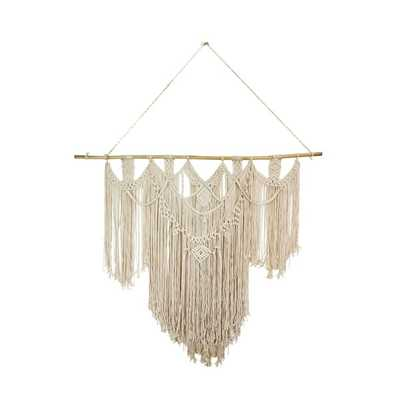 Elegant Macrame Tapestry and Wall Hanging - Wayfair
