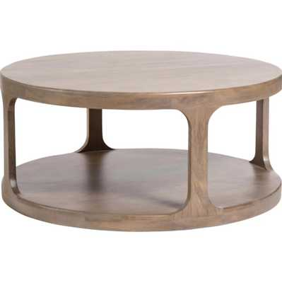 Mason Coffee Table - High Fashion Home