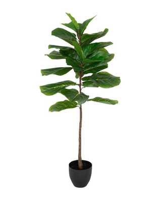 FAUX FIDDLE LEAF TREE - McGee & Co.