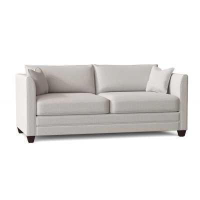 """Sarah 77"""" Square Arm Sofa Bed - Wayfair"""