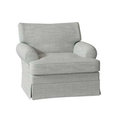 Lily Swivel Chair, Conversation Capri - Birch Lane