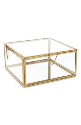 Large Glass Box - Nordstrom