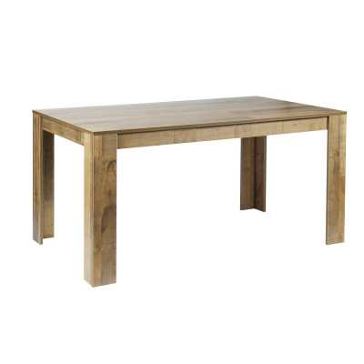 Romulus Solid Wood Dining Table - Wayfair