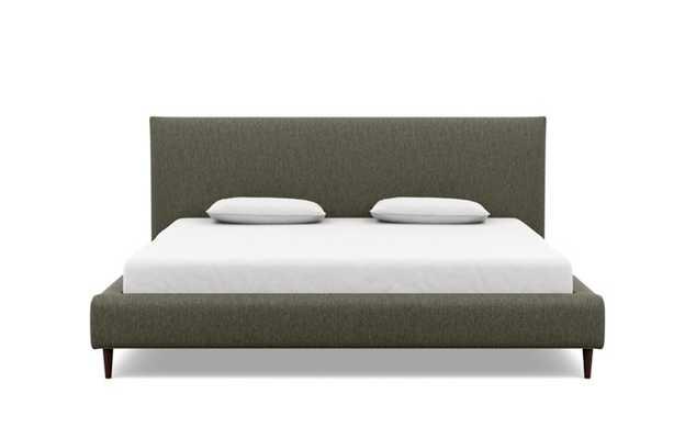 HARPER King & California King Fabric Bed Frame - Interior Define