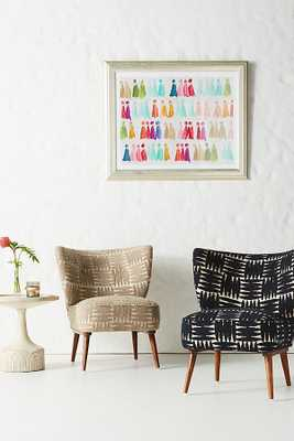 Mumbai Petite Accent Chair - Anthropologie