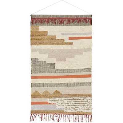 Hand Woven Wall Hanging - Wayfair