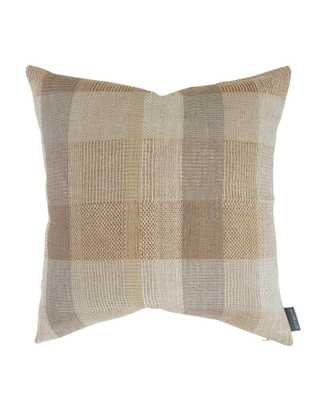LYDIA BLOCK STRIPE PILLOW COVER - McGee & Co.