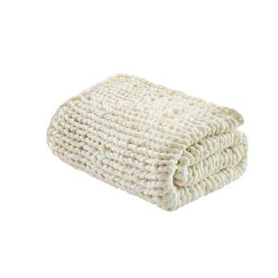 Chunky Double Knit Handmade Throw Blanket - Target