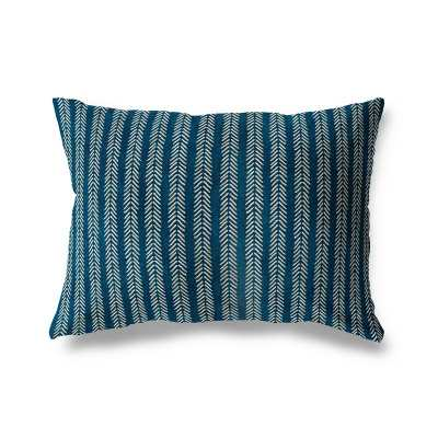 Adeline Cotton Lumbar Pillow - AllModern
