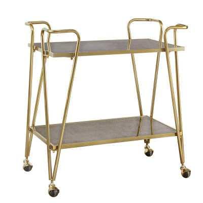 Congo Bar Cart - Wayfair