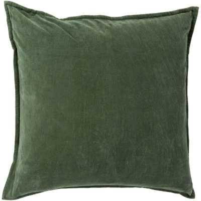Square Cotton Pillow Cover - AllModern