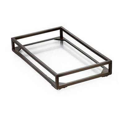 Anaheim Guest Towel Tray in Oil Rubbed Bronze - Bed Bath & Beyond