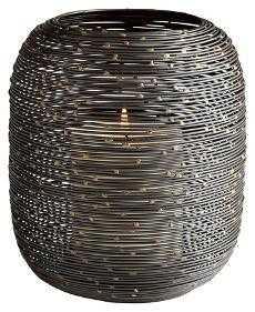 Spinneret Iron Candleholder - Large - art.com