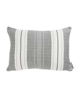 OXFORD WOVEN PLAID PILLOW COVER - McGee & Co.
