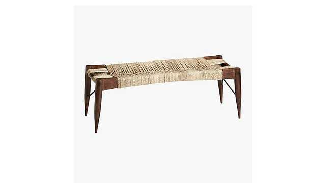 Wrap Bench - CB2