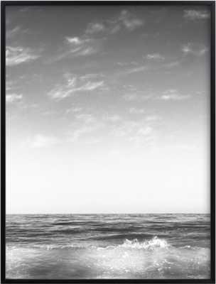 malibu surf and sky ii - 30 x 40 - Minted