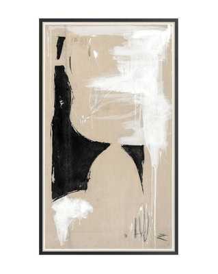 "BEWILDERED BEAUTY 1 Framed Art - 23"" W x 39"" H - McGee & Co."
