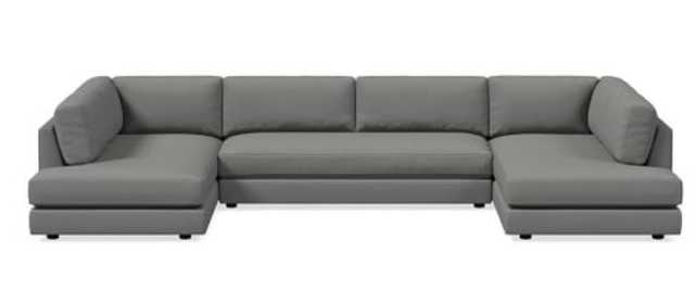 Haven U-Shaped Sectional - West Elm