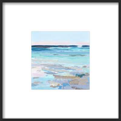 Coastline Stripes 2  BY KARIN OLAH - Artfully Walls