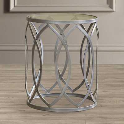 Bellanger Metal End Table - Wayfair