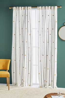 Tasseled Nara Curtain - Anthropologie