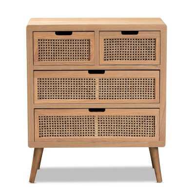 Emrah 4 Drawer Dresser - Wayfair