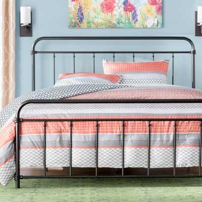 Matheney Platform Bed - Wayfair