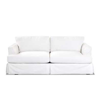 """Christina 93"""" Recessed Arm Sofa Bed - Wayfair"""