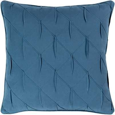 """Gretchen GCH-002 Pillow Shell with Polyester Insert 18"""" sq - Neva Home"""
