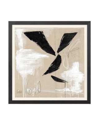 "BEWILDERED BEAUTY 2 Framed Art - 13"" H x 13"" W - McGee & Co."