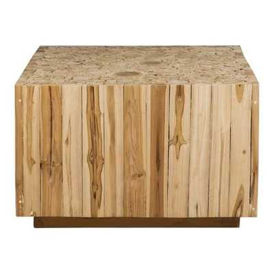 Block Coffee Table - Wayfair