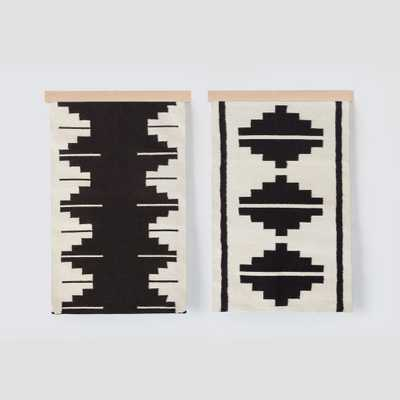 WALL HANGING SET - BLACK & WHITE SERIES - The Citizenry
