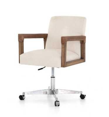 Reuben Desk Chair - Burke Decor