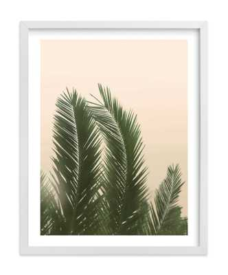 tropical palm tree - Minted