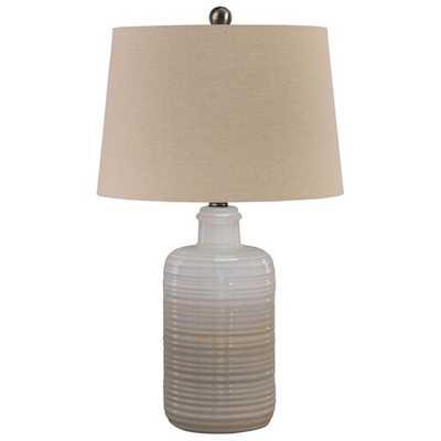 "Elva 24"" Table Lamp - set 2 - Wayfair"