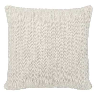 Macie Ivory Pillow - Burke Decor
