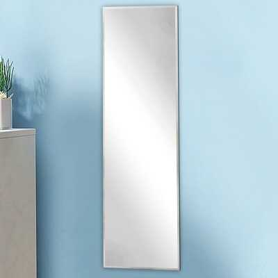 Romeo Sheen Bathroom/Vanity Mirror - Wayfair