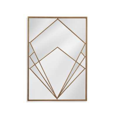 ART DECO MIRROR - Shades of Light